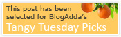 Tangy Tuesday Picks - Blogadda